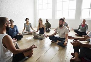 And Breath…. Weekly Meditation Class Comes to The Exchange